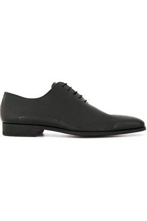 Magnanni Zapatos con agujetas y puntera en punta