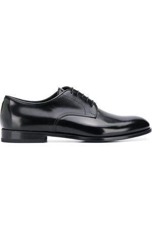 Doucal's Zapatos derby con agujetas