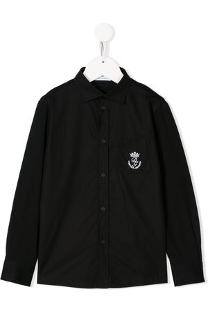 Dolce & Gabbana Logo embroidered shirt