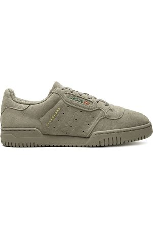 "adidas Tenis Yeezy Powerphase ""Simple Brown"""