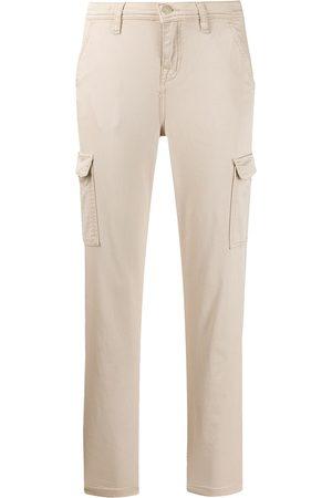 7 for all Mankind Mujer Capri o pesqueros - Pantalones slim de corte capri