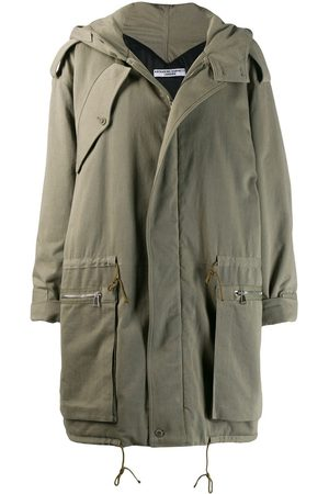 KATHARINE HAMNETT LONDON Mujer Parkas - Parka a media pierna