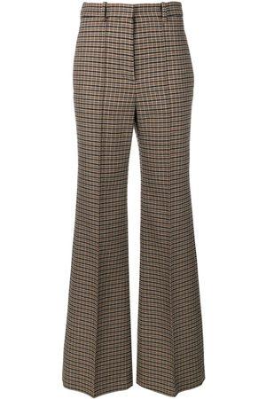 Victoria Beckham Pantalones de tweed anchos