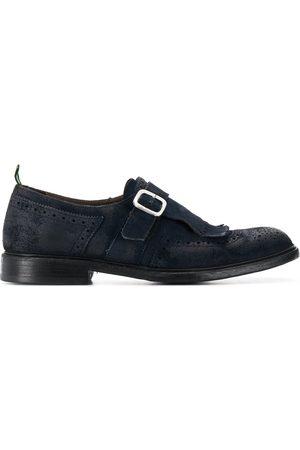 Green george Zapatos oxford con hebilla
