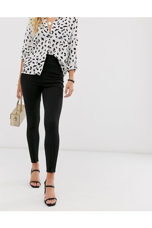 ASOS Super skinny ponte trouser with zips
