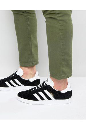 adidas Gazelle trainers in black