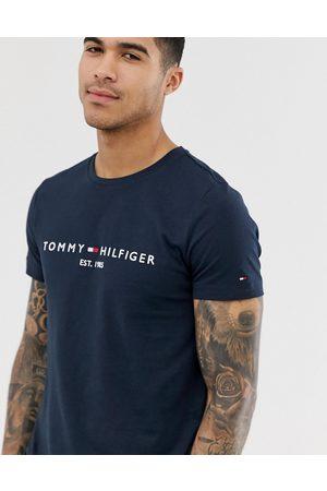Tommy Hilfiger Embroidered flag logo t