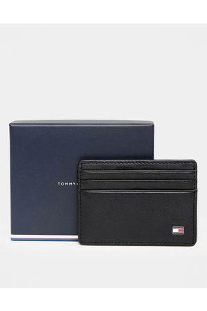 Tommy Hilfiger Hombre Carteras y Monederos - Eton leather cardholder in black