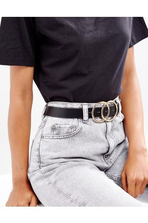 ASOS Double circle waist and hip jeans belt