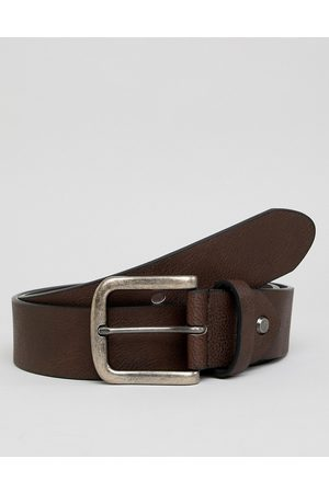 Only & Sons Belt in brown
