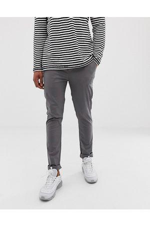 ASOS Skinny chinos in grey