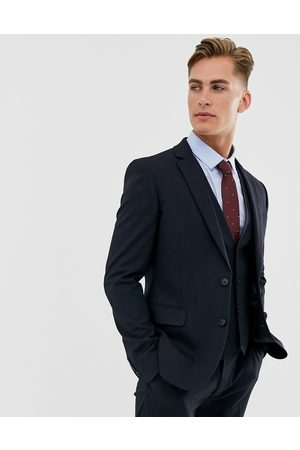 ASOS Skinny suit jacket in navy