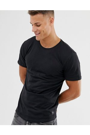 Only & Sons Longline curved hem t