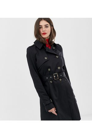 ASOS ASOS DESIGN Tall trench coat
