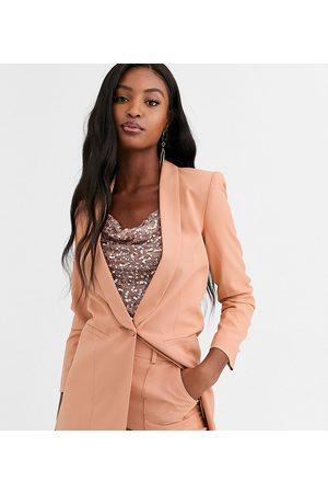 ASOS ASOS DESIGN Tall mix & match tailored suit blazer