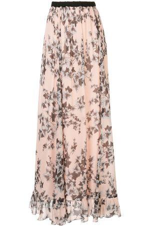 Serafini Mujer Estampadas - Falda con estampado floral