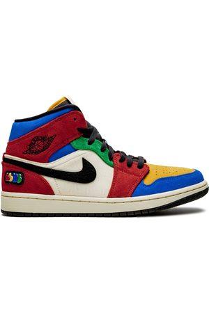 Jordan Air 1 Mid 'Blue The Great-Fearless' sneakers