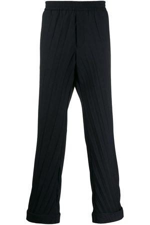 VALENTINO Pantalones con efecto plisado
