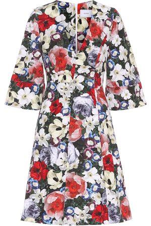 Erdem Yeva stretch-cotton midi dress