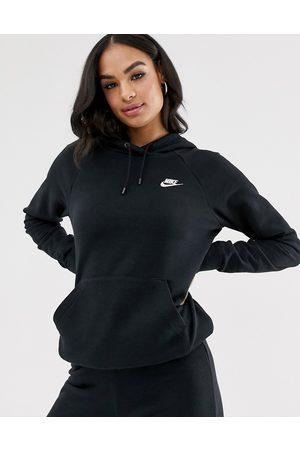 Nike Black essentials hoodie