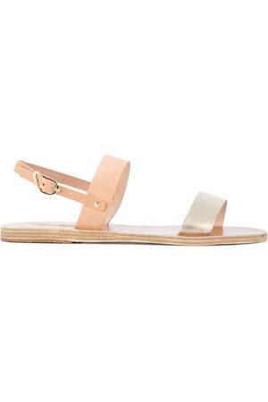 Ancient Greek Sandals Sandalias planas Clio