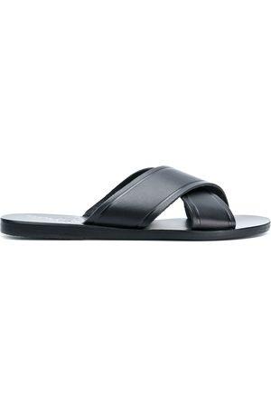 Ancient Greek Sandals Sandalias planas Thais