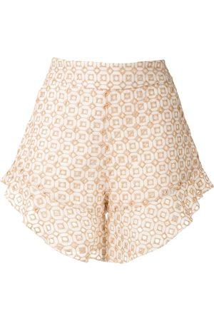 Olympiah Mujer Shorts - Shorts Orchid