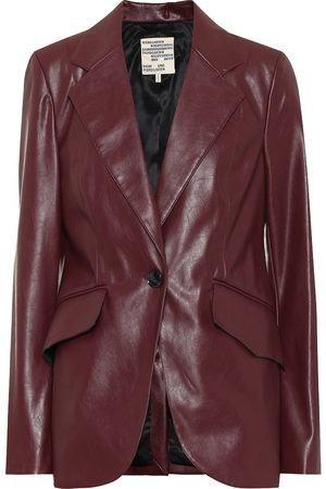 Baum und Pferdgarten Exclusive to Mytheresa – Beyonce faux leather blazer