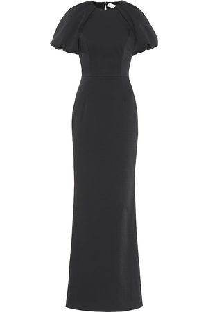 Rebecca Vallance Winslow crêpe gown