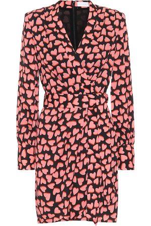Rebecca Vallance Hotel Beau crêpe mini dress