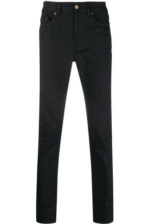 Saint Laurent Hombre Skinny - Skinny jeans con diseño de cinco bolsillos