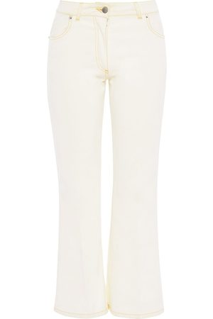 J.W.Anderson Mujer Acampanados - SKINNY FLARED JEANS
