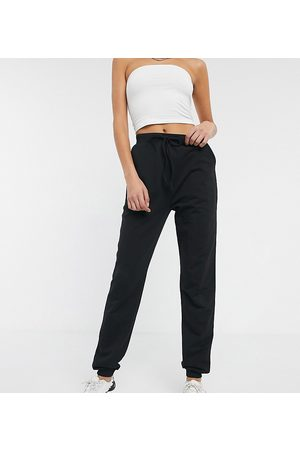 ASOS Mujer Leggings y treggings - ASOS DESIGN Tall basic joggers with tie waist in organic cotton