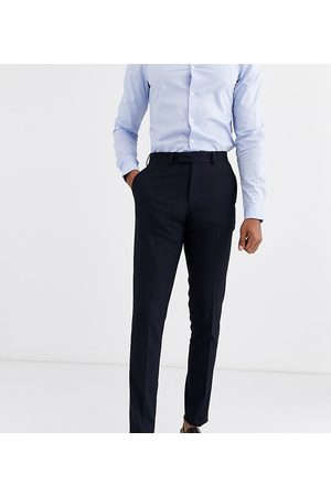 ASOS Tall skinny suit trousers in navy