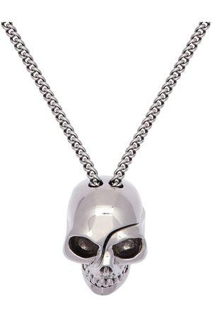 Alexander McQueen Collar De Cadena Con Colgante Dividido