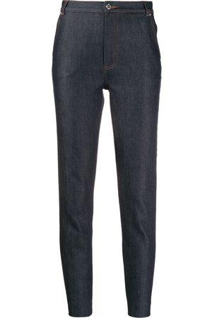 A.P.C Pantalones slim