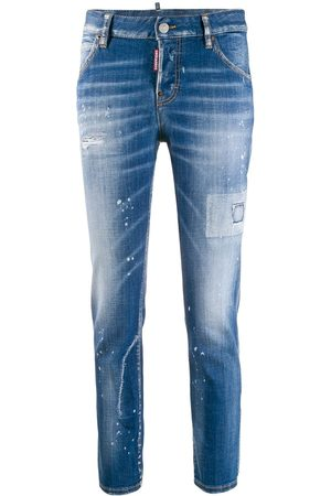 Dsquared2 Jeans Medium Paint Cool Girl