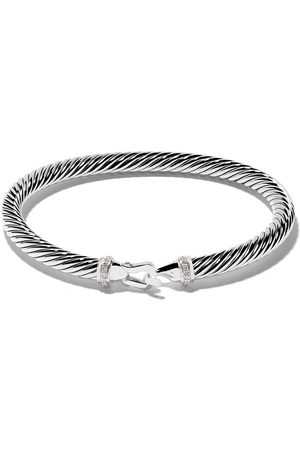 David Yurman Pulsera Cable Collectibles con diamantes