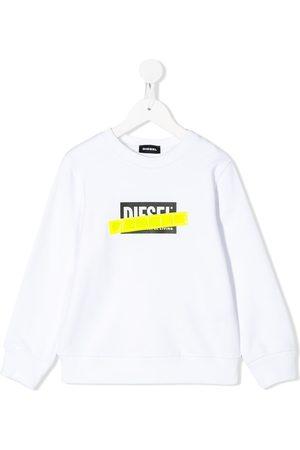 Diesel Sudaderas - Logo print sweatshirt