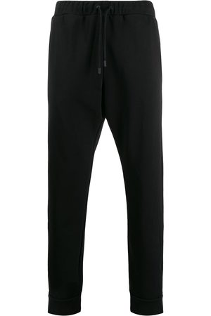 Fendi FF motif detail track trousers