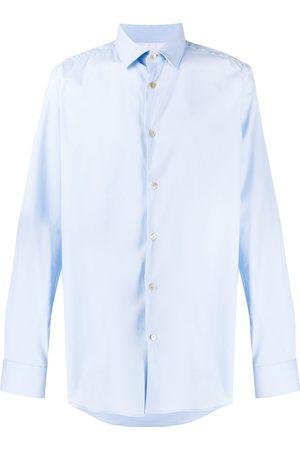Paul Smith Camisa ajustada con mangas largas