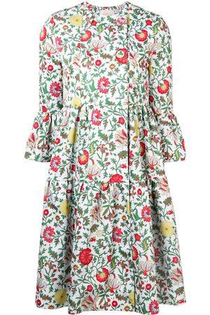 La DoubleJ Mujer Abrigos - Abrigo floral