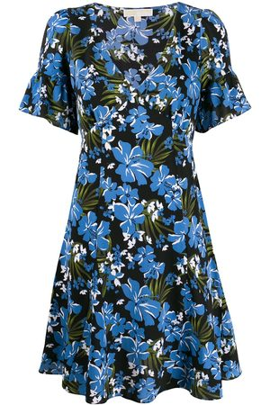 Michael Kors Vestido corto con motivo floral