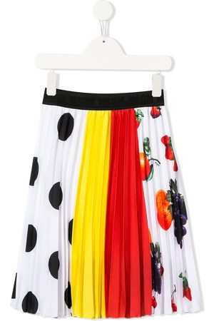Msgm Kids Pleated skirt