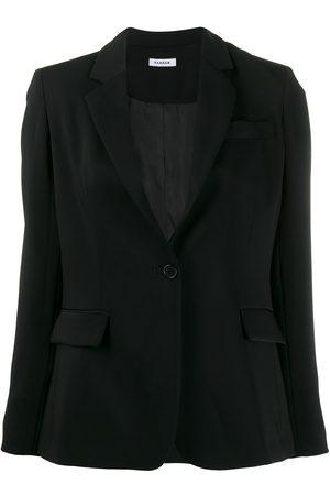 P.a.r.o.s.h. Mujer Sacos - Blazer ajustado con botón