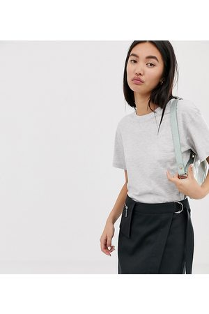 Weekday Alanis relaxed fit crew neck t