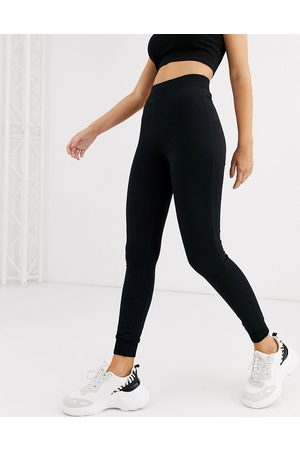 ASOS Basic stretch super skinny joggers in organic cotton