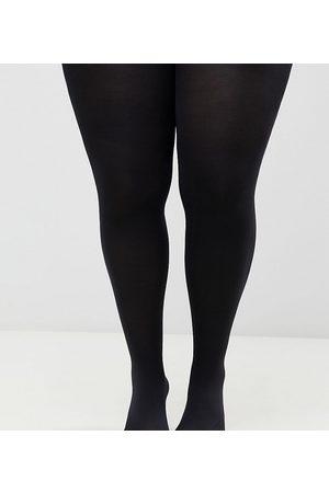 ASOS ASOS DESIGN Curve 200 denier black tights
