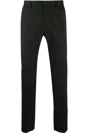 Dolce & Gabbana Hombre De vestir - Tailored straight-leg trousers