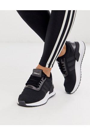 adidas U Path Run trainers in black
